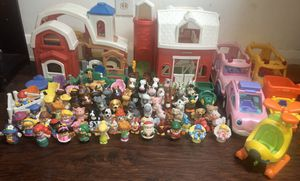 Fisher Price Little People Lot for Sale in Essex, MD