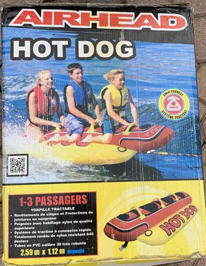 Airhead Hot dog for ocean for Sale in Miami, FL