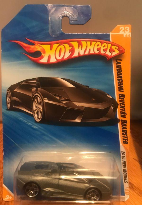 Hot Wheels Lamborghini Murcielago Dream Garage '09