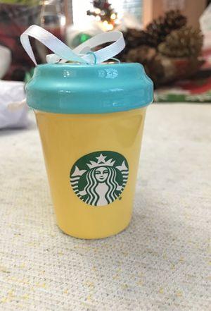 Starbucks Disney California Adventure ornament for Sale in Norwalk, CA