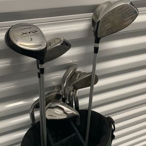 Golf Clubs With A Bag for Sale in Tampa, FL