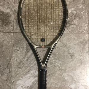 Tennis Racket Men's Wilson Model Triad 3 Great Condition for Sale in Los Angeles, CA