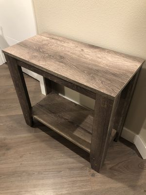 End table, console table for Sale in Vancouver, WA