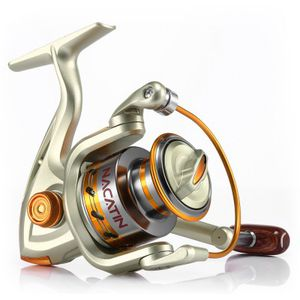 Nacatin Spinning Fishing Reel NA4000 for Sale in Surprise, AZ