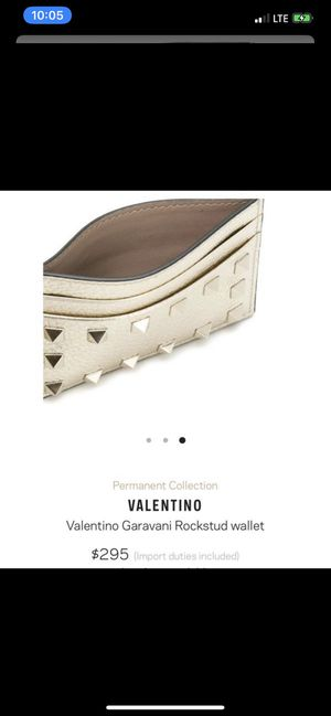 Valentino wallet for Sale in Seattle, WA