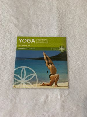 Yoga dvd for Sale in Durham, NC