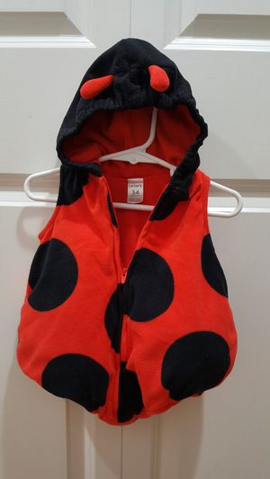 Cozy Lady Bug Costume Size 3 - 9 months for Sale in Everett, WA