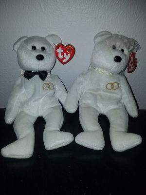 Mr & Mrs Beanie Baby for Sale in TEMPLE TERR, FL