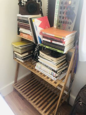 Bamboo Multifunctional Ladder Shelf for Sale in Brooklyn, NY