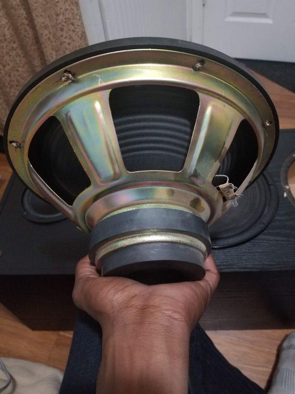 VINTAGE Dcm Loudspeakers KX-212 Pair*