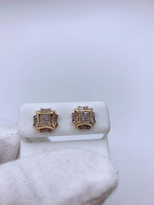 10K Diamonds Earring JTJ™ We Finance. for Sale in Boston, MA