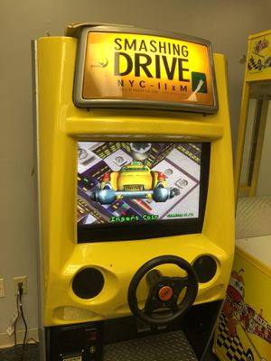 Arcade sit Down taxi driving game for Sale in Plainville, CT