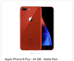 iPhone 8 Plus for Sale in Lake Mary, FL