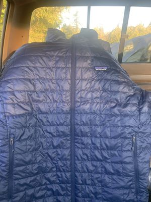 Patagonia Men's XXL Nano Puff Jacket - like new for Sale in Seattle, WA