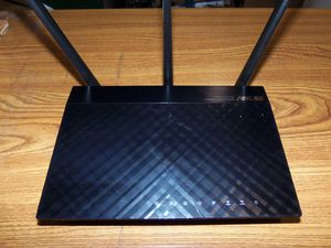 ASUS RT-AC66U Dual Band AC1750 Gigabit Wireless Router for Sale in Aumsville, OR