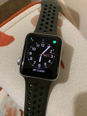 Apple Watch 3 LTE Unlocked GPS 42mm for Sale in Little Rock, AR