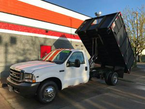 2002 Ford F-350 Dump Truck for Sale in Portland, OR