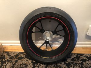 Marchesini Forged Rear Wheel Rim for Ducati Panigale 1199/1299 for Sale in New York, NY