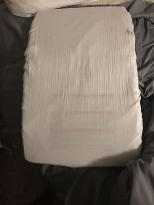 Changing table mat plus cover for Sale in Kissimmee, FL