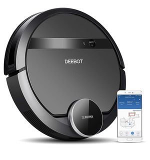 DEEBOT Ecovacs 901 Smart robotic vaccum cleaner Pretty new for Sale in Fishers, IN