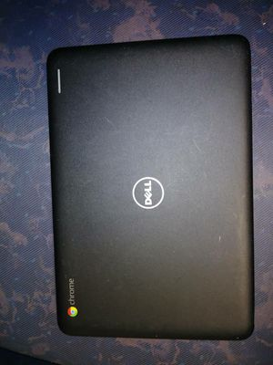 Dell chrome book for Sale in Fort Lauderdale, FL