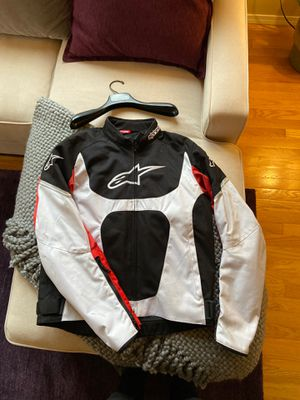 Large Alpinestar Motorcycle Jacket for Sale in Vancouver, WA