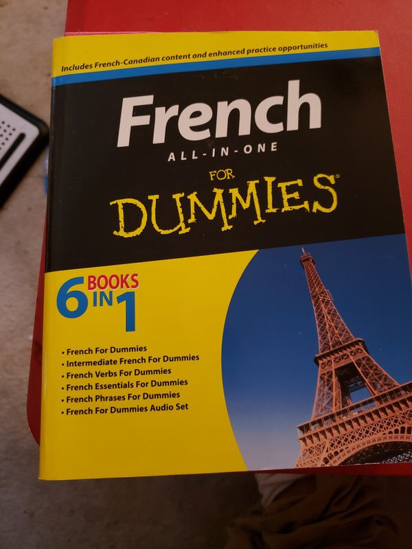 French For Dummies 2012