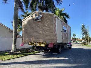Shed relocated,,, movemo casita de patio for Sale in Miami Gardens, FL