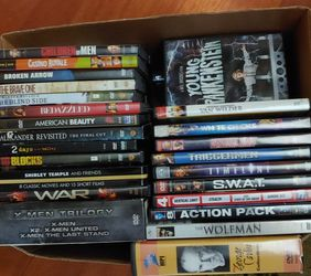 DVD'S for Sale in Cornelius,  OR