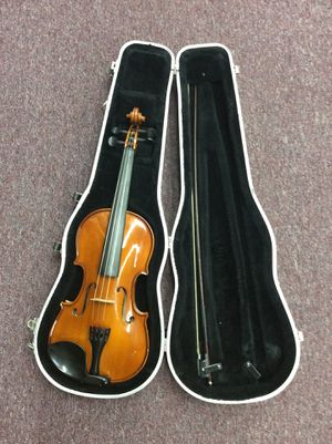 Shcherl & Roth R101E4 Violin Size 4/4 w/ Accessories in Hard Case (19-1615) for Sale in Montpelier, MD