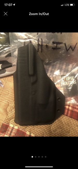 Holster with light for Sale in Reisterstown, MD