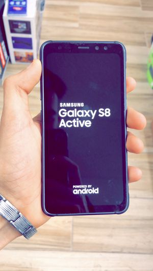 Galaxy S8 Active, 64GB, Unlocked! (T-Mobile, AT&T, Cricket, Metro!) for Sale in Arlington, TX