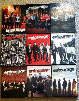 Complete Entourage Set for Sale in La Mesa, CA