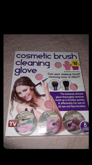 Brush Cleaning Glove for Sale in Stockton, CA