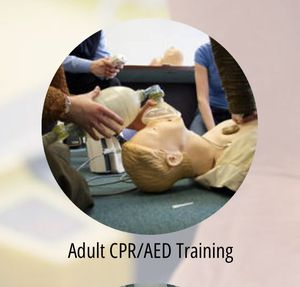 CPR certification/AED and first aid for Sale in Fontana, CA