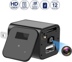 USB Charger Camera Hidden Night Vision Security Cam Motion Detection 1080P HD - FREE SHIPPING for Sale in Orlando, FL