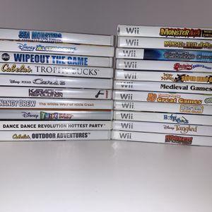 Wii Games for Sale in Aurora, IL