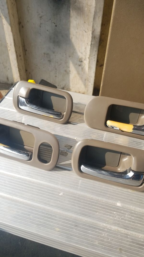 2001- 2005 civic Interior door handles