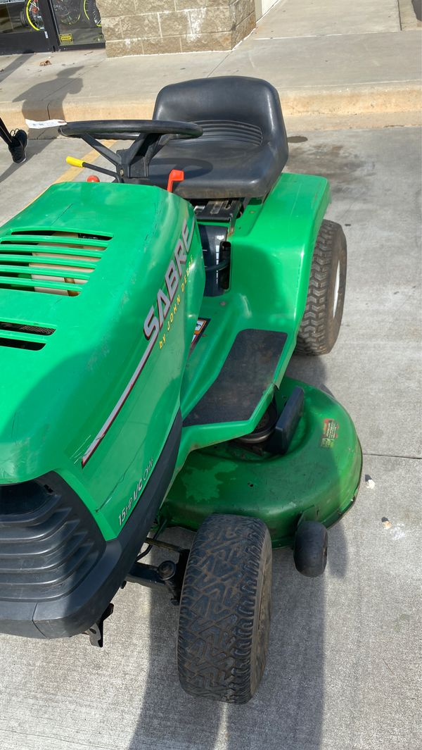 Sabre By John Deere Riding Mower For Sale In Greenville