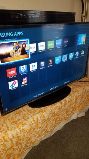 "50""samsung Led HD 1080p Smart TV wi-fi clear 120hz Model UN50H6203 for Sale in San Jose, CA"
