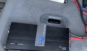 Sound stream amplifier for Sale in HILLTOP MALL, CA