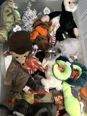 Beanie Babies for Sale in Tualatin, OR