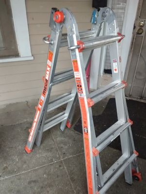 Little Giant Ladder Systems MEGA MAX for Sale in Fresno, CA