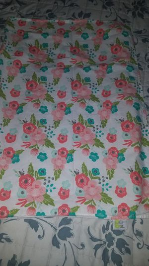 Goldbugs Floral Car seat canopy cover for Sale in Molino, FL