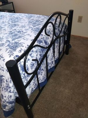 Twin mattress/bed frame for Sale in Beaverton, OR
