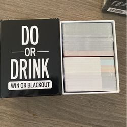 Do Or Drink Card Game for Sale in Vancouver,  WA