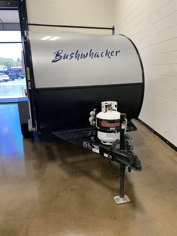 2021 Brand New Bushwhacker Teardrop Trailer 10FB