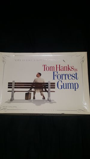 "Forrest Gump Dvd ""Life is like a box of chocolates"" edition for Sale in Bassett, CA"