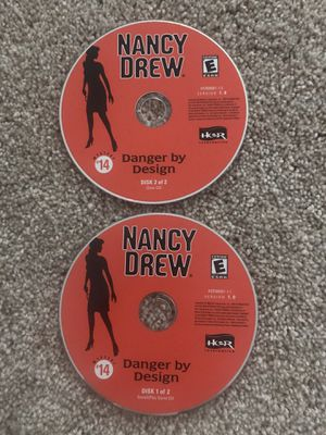 Nancy drew PC game for Sale in Rancho Cordova, CA