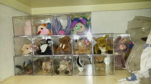 120 Beanie Babies @$650 for all or $30 for 5..all have boxes n tag covers for Sale in El Paso, TX